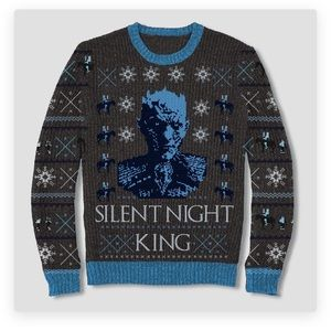 NWT Game of Thrones sweater: GOT small